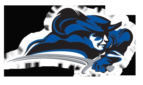 Blue Raider Logo No Words Outline